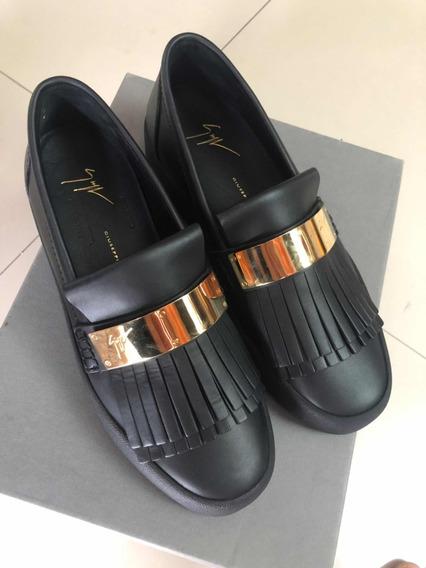Sneakers Tenis Giuseppe Zanotti Design De Piel 8 Mex Gucci