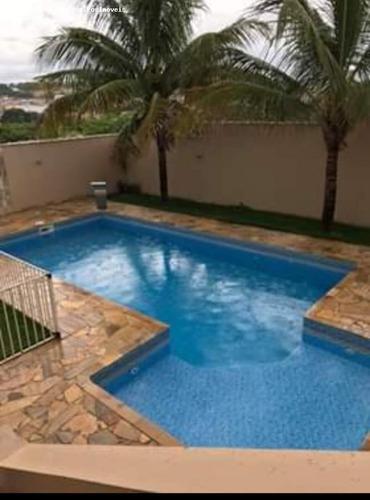 Casa Para Venda Em Tatuí, Colina Verde, 3 Dormitórios, 1 Suíte, 3 Banheiros, 8 Vagas - 785_1-1813901