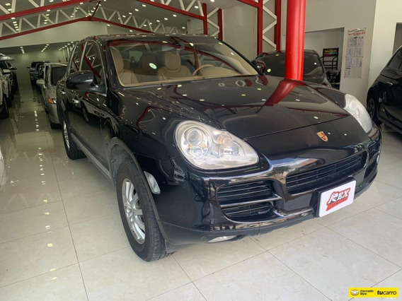 Porsche Cayenne Automatico