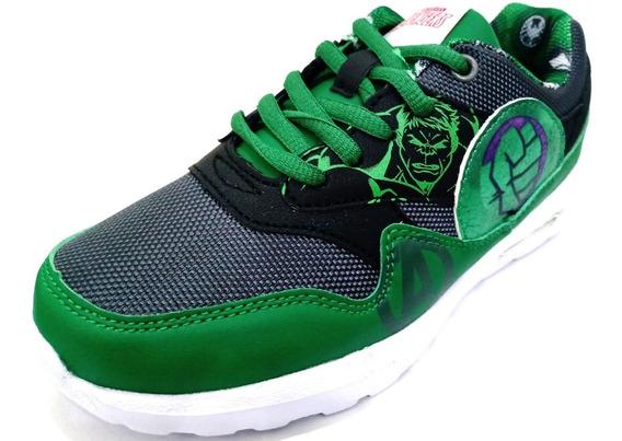 Zapatillas Deportivas Marvel Hulk Capsula