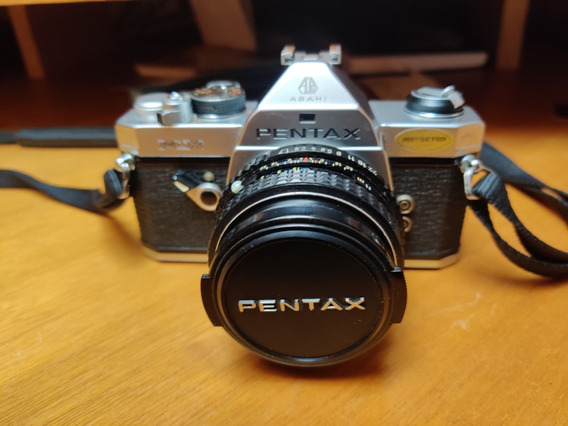 Maquina Fotografica Asahi Pentax Mx