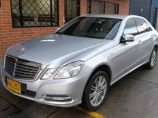 Mercedes Benz E 350 - 2013 Blindado De Fabrica