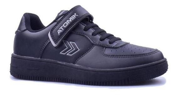 Zapatilla Atomik Footwear Casual Velcro