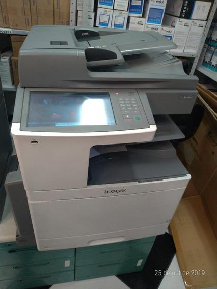 Impressora Multifuncional A3 Funcionando