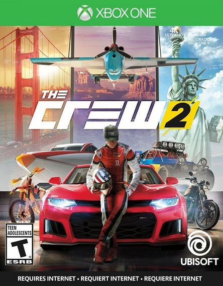 The Crew 2 Xbox One Original
