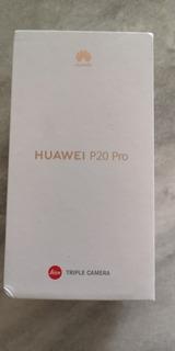 Huawei P20 Pro Tela 6.1 4g 128gb Câmera Triple 40+20+8mp