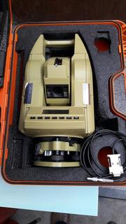 Estacion Total Leica Tc 600