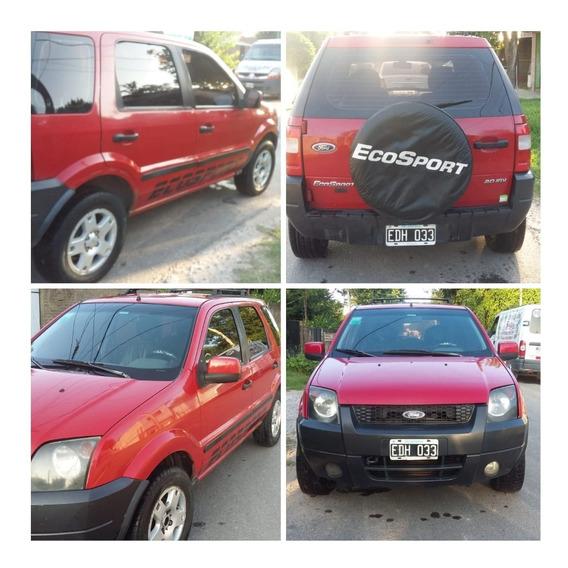 Ford Ecosport 2003 Xlt 2.0