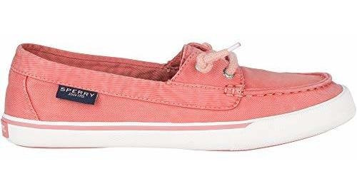 Sperry Top Sider Lounge Away Sneaker Zapatillas Para Mujer,