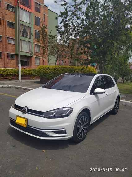 Volkswagen Golf 1.4 Turbo Sportline 2018 Blanco