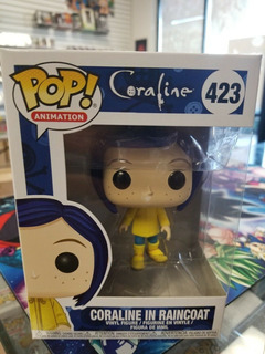 Coraline Muñeca Funko Pop #423