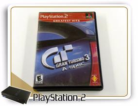 Gran Turismo 3 A-spec Playstation 2 Original Ps2