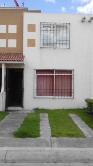 Se Renta Casa En Fracc Las Misiones Toluca