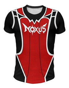 Remera League Of Legends Basketball Darius Full Print
