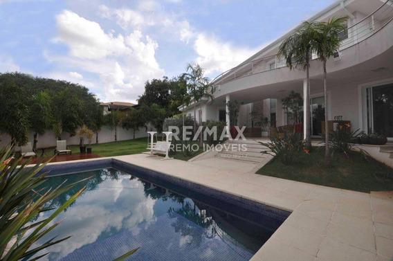 Casa À Venda, 399 M² Por R$ 2.900.000,00 - Condomínio Vista Alegre - Sede - Vinhedo/sp - Ca5119