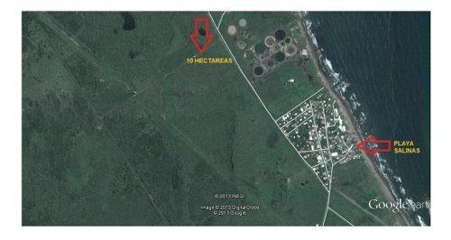 10 Has A 200 M² Del Mar, Excelente Precio, Poblacion Punta Salinas