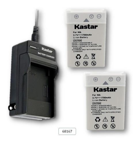 Imagen 1 de 9 de Cargador + 2 Baterias Mod. 68167  Fujifilm   Instax Mini 90