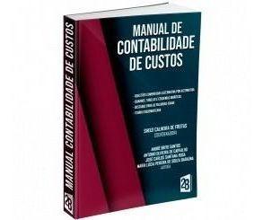 Contabilidade De Custos Para Concursos Públicos Volume 1