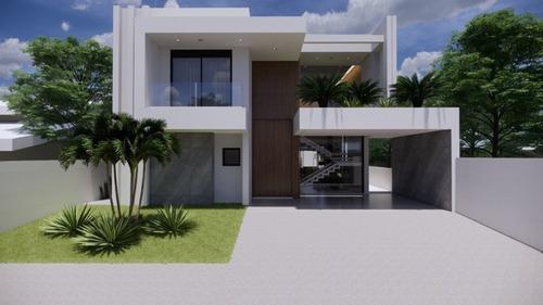 Imagem 1 de 30 de Excelente Casa Em Construção Com 6 Suítes, Mobiliada - Ca3497