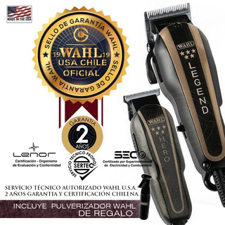 Barber Combo Wahl Legend + Hero - Tienda Oficial