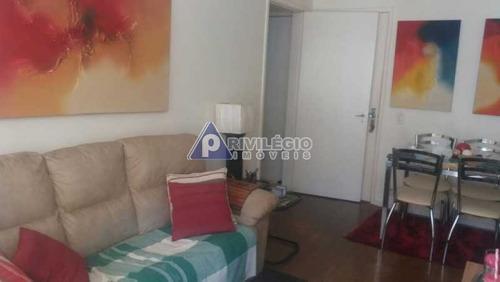 Imagem 1 de 20 de Apartamento À Venda, 3 Quartos, 1 Vaga, Botafogo - Rio De Janeiro/rj - 10504
