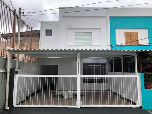 Imagem 1 de 18 de Sobrado Com 116 M² A Venda No Planalto Paulista | São Paulo - Sp - Sb2659v