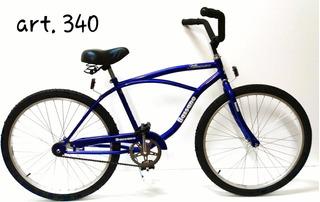 Bicicleta Playera Contrapedal Bassano Camara Imp. El Parche