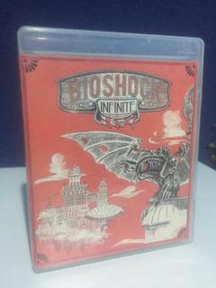 Bioshock Infinite Cover Reversible Ps3 Físico Blu-ray Envíos