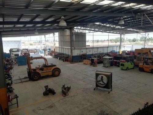 Bodega/nave Industrial En Renta Con 1,500 M2 Por Aeropuerto