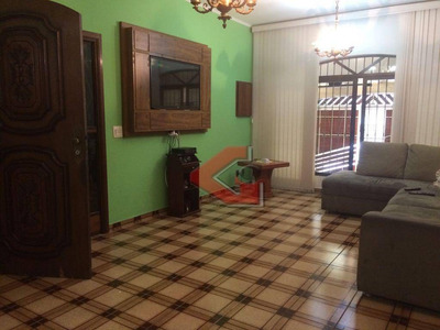 Sobrado Residencial À Venda, Anchieta, São Bernardo Do Campo - So0919. - So0919