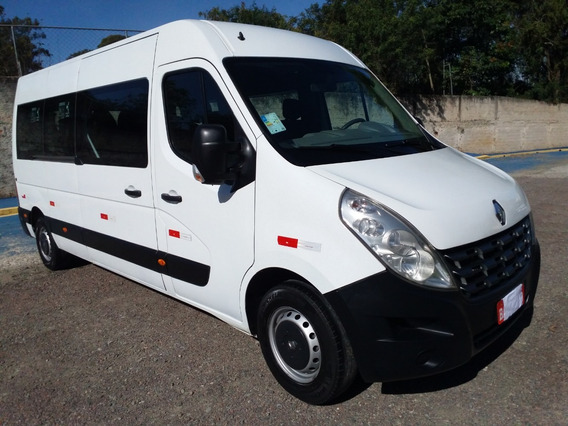 Master 2016 Minibus 2.3 16 Lug 1 Dono R$ 135.000 Km 104.000.