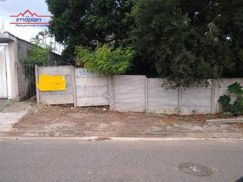 Imagem 1 de 3 de Terreno À Venda, 420 M² Por R$ 260.000,00 - Jardim Dos Pinheiros - Atibaia/sp - Te1770