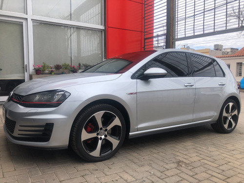 Volkswagen Golf Gti 2.0 Tsi 2017 Mk7 App Connect Unica Mano