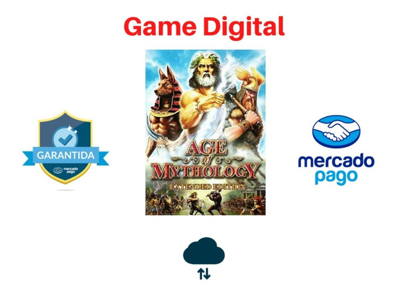 Age Of Mythology Gold Edition Envio Digital Pc