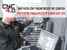 Servicio Técnico De Maquinas Cnc, Fanuc Mitsubishi Mach3/4