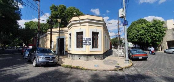 Coyoacán Centro Casa Oficina En Renta
