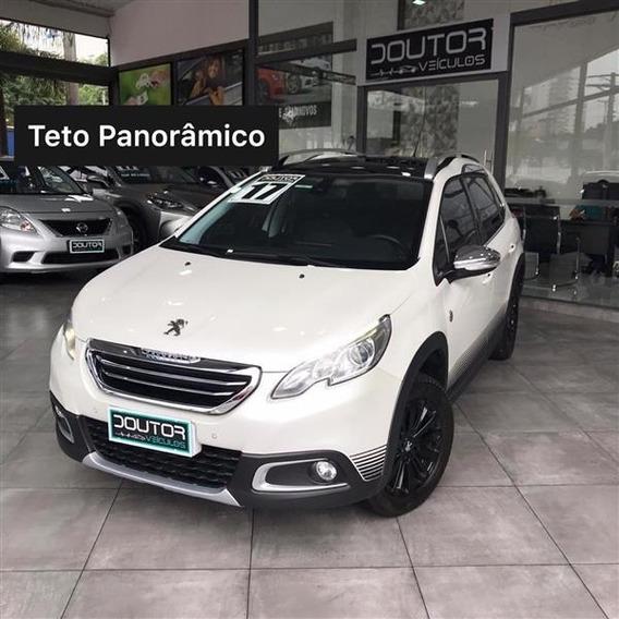 Peugeot 2008 1.6 16v Flex Griffe Automático 2017/ 2008 17