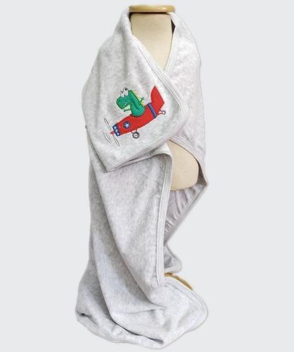 Imagen 1 de 1 de Manta Recibidora Doble Para Recién Nacido | Picolo
