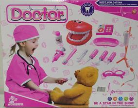 Kit Dentita Infantil Usando A Imaginação! Muito Legal.