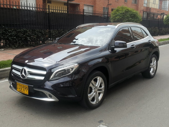 Mercedes Benz Gla200 Tp 1600cc T Ct Tc Fe