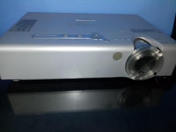 Projetor Panasonic Pt Lb60u Usado Excelente Projeção