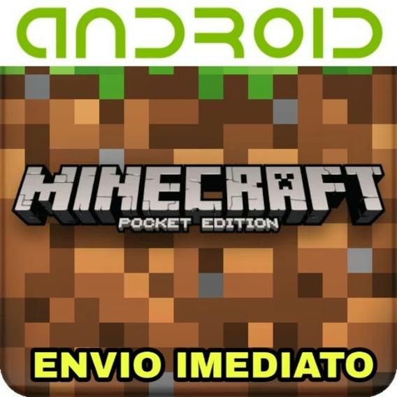 Minecraft Pocket Edition Android - Celulares E Tablet