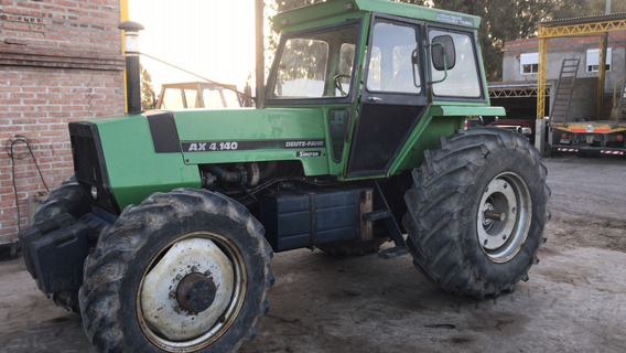 Deutz 4.140 Sincron Doble Traccion. Embrague Independiente