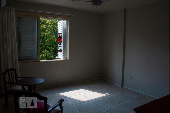 Studio No 3º Andar Com 1 Dormitório E 1 Garagem - Id: 892963008 - 263008