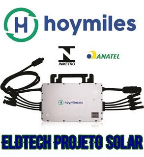 Micro Inversor Solar Hoymiles Mi-1200 220v 1200w Sem Juros
