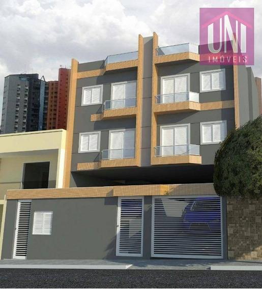 Cobertura Residencial À Venda, Santa Maria, Santo André. - Co0487