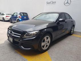 Mercedes-benz C Class 4p C 180 L4/1.6/t Aut Led Paquete
