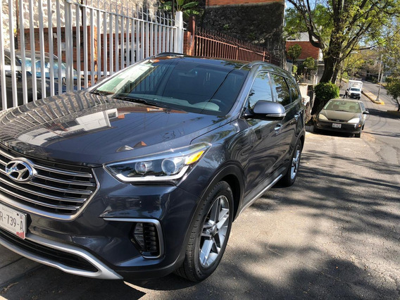 Hyundai Santa Fe 3.4 Limited Tech At 2018