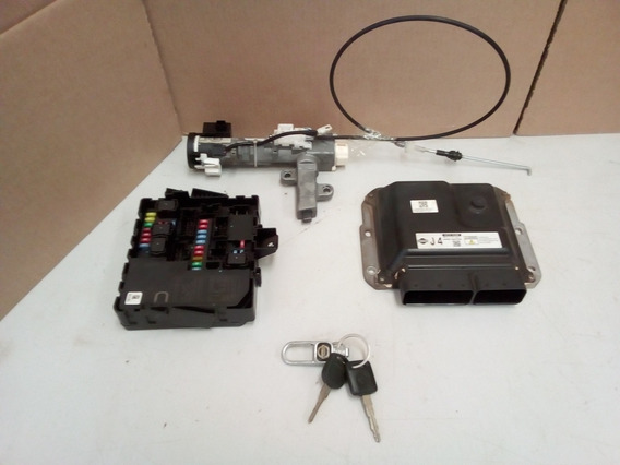 Kit Code Injeção Nissan Frontier 2.5 4x4 Diesel 2012 A 2015