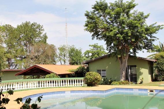 Chácara Residencial À Venda, Chacara Santo Antonio, Santo Antônio De Posse. - Ch0005